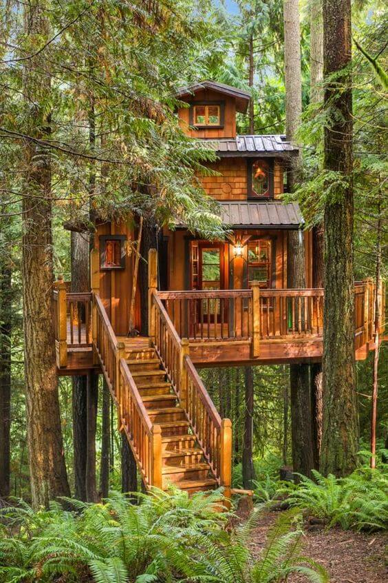 37 Luxury Tree Houses You D Like To Move Into