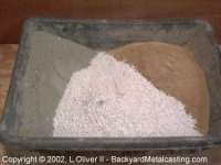 Homemade furnace refractories