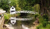 Backyard Neighbor: A FAMOUS BRIDGE IN MAINE
