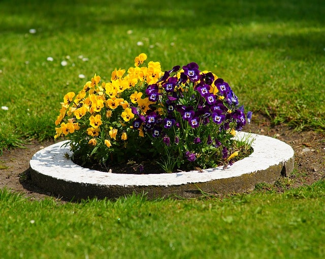 Tips & Ideas to Edging a Flower Bed to Brighten Your Backyard 2