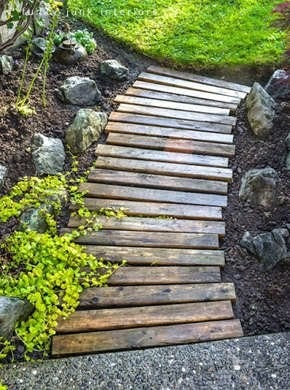 Top 11 Cheap Environment-Friendly Ideas for your Backyard Path & Walkways 8