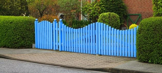 50 Amazing Garden Gates Ideas to Try Today {various materials and design}