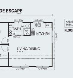 teenage escape r58 floorplan [ 2048 x 960 Pixel ]