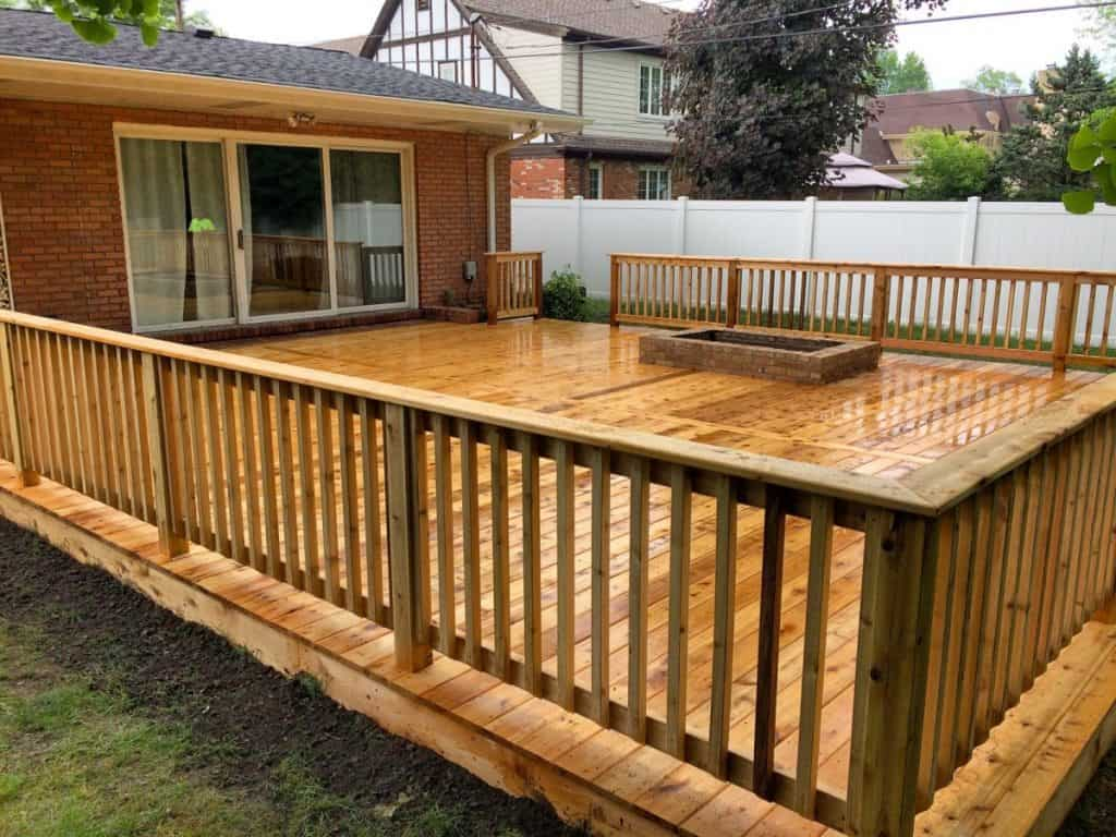 Are Deck Blocks Up To Code Building A Deck With Blocks Backyard Sidekick