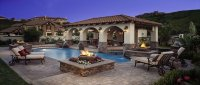 Why Build a Custom Kitchen, Grill, Fire Pit, Fireplace in ...