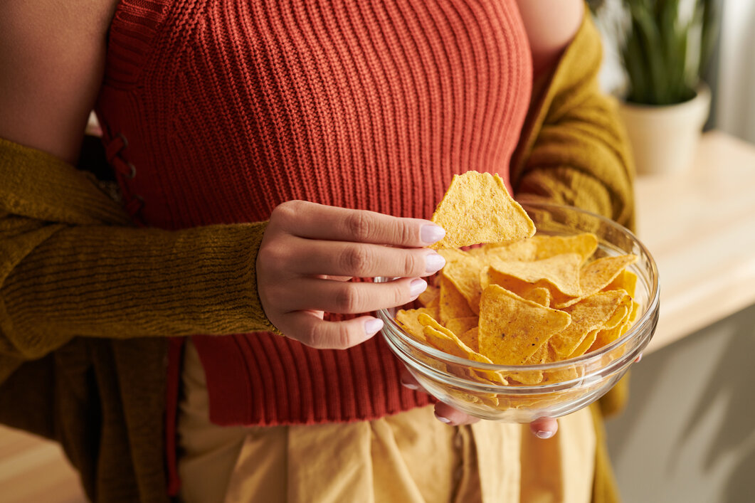 The Invention of the Tortilla Chip