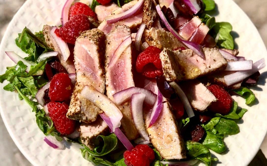 Seared Summer Salad