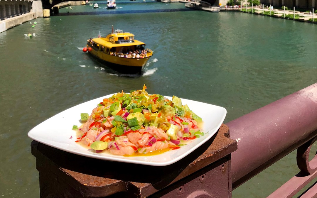 Chicago-Style Ceviche