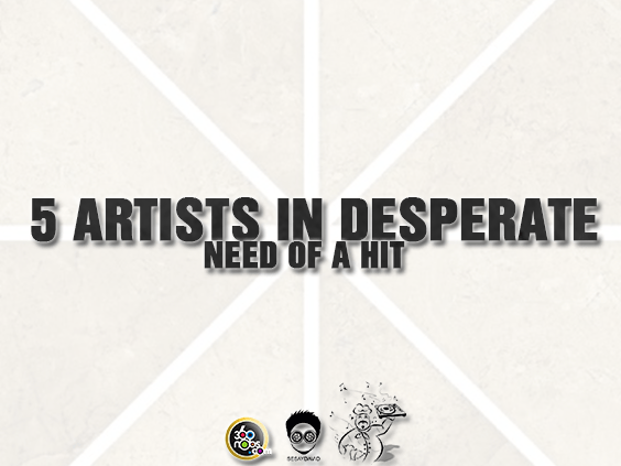 Artistes-In-Need-Of-A-Hit