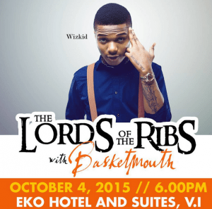 Wizkidperforming-live-on-stage-@-The-Lords-of-the-RIBS-with-Basketmouth-on-the-4th-of-October.-300x297