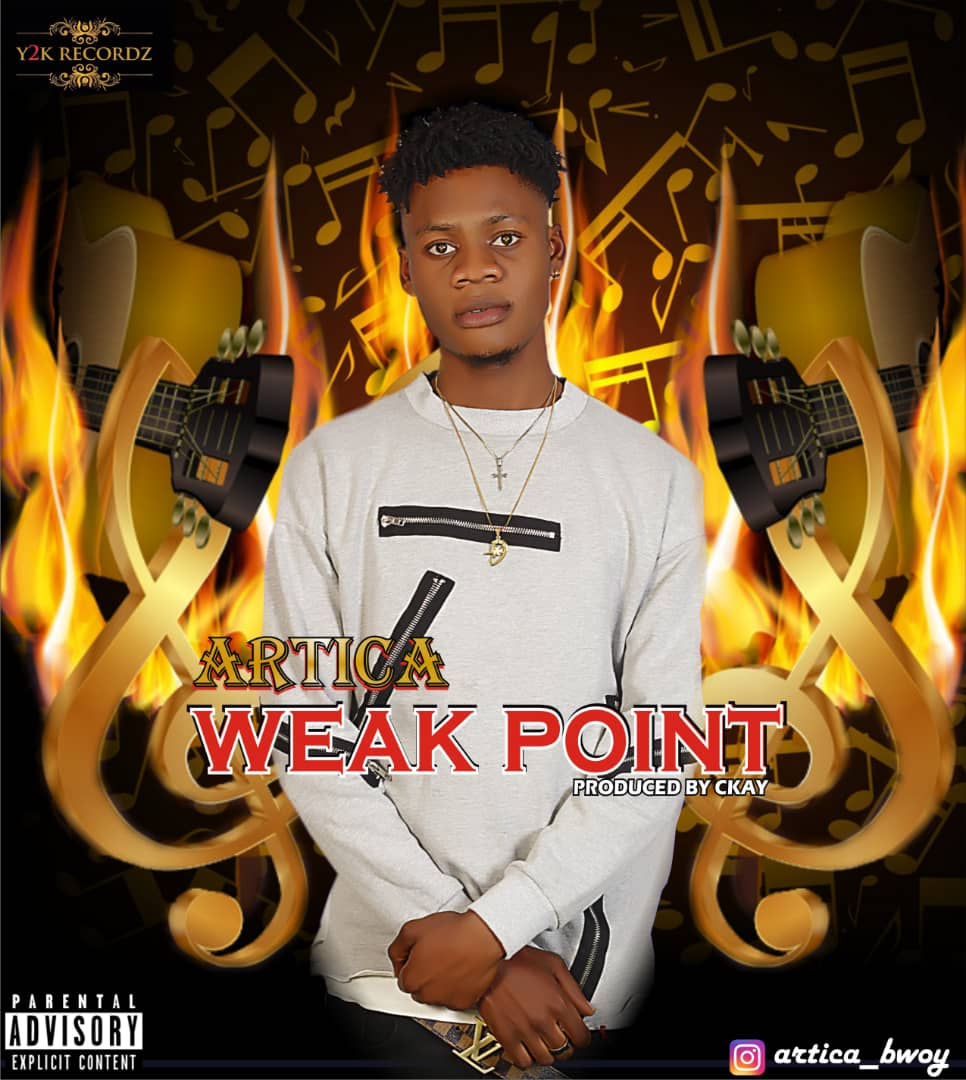 MUSIC: Artica - Weak Point (Prod. CKay)