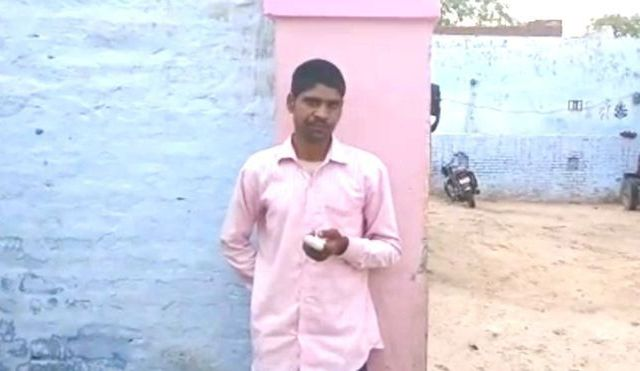 India Voter Chop Off His Finger After He Mistakenly Vote For Wrong Party