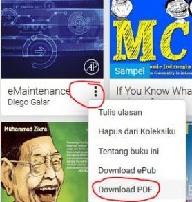 How to Download and Read Google Play Books Book on PDF