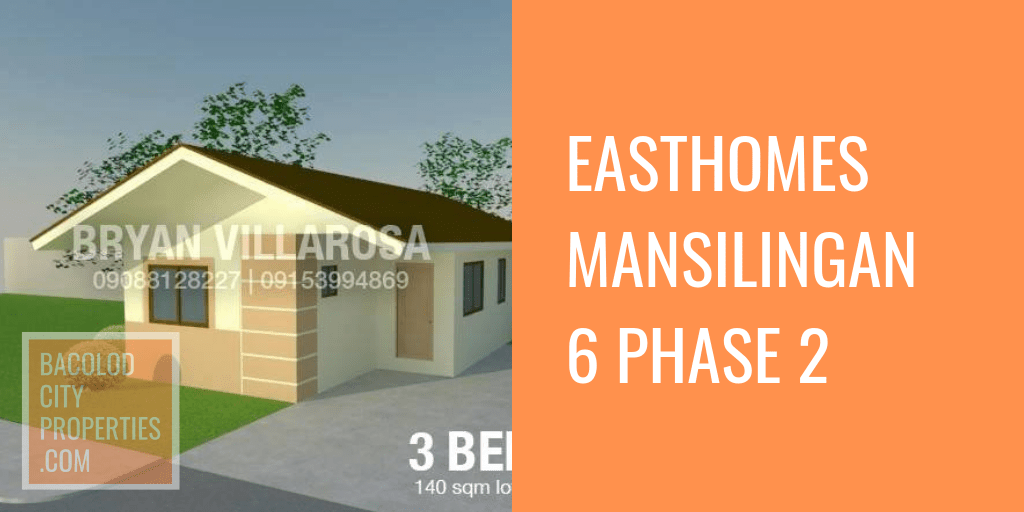 East Homes Mansilingan Bacolod City Properties Featured (3)