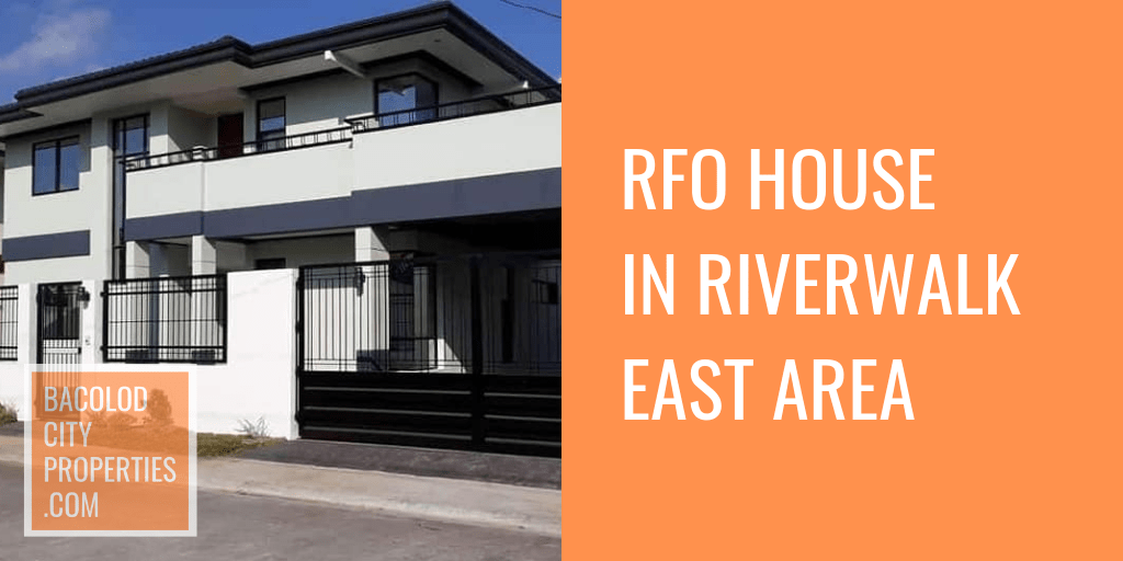 RFO House in Riverwalk East of Bacolod City Properties Featured (8)