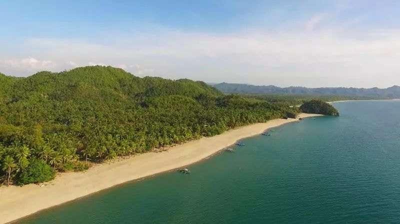 Beach Lot in Nauhang sipalay image 3