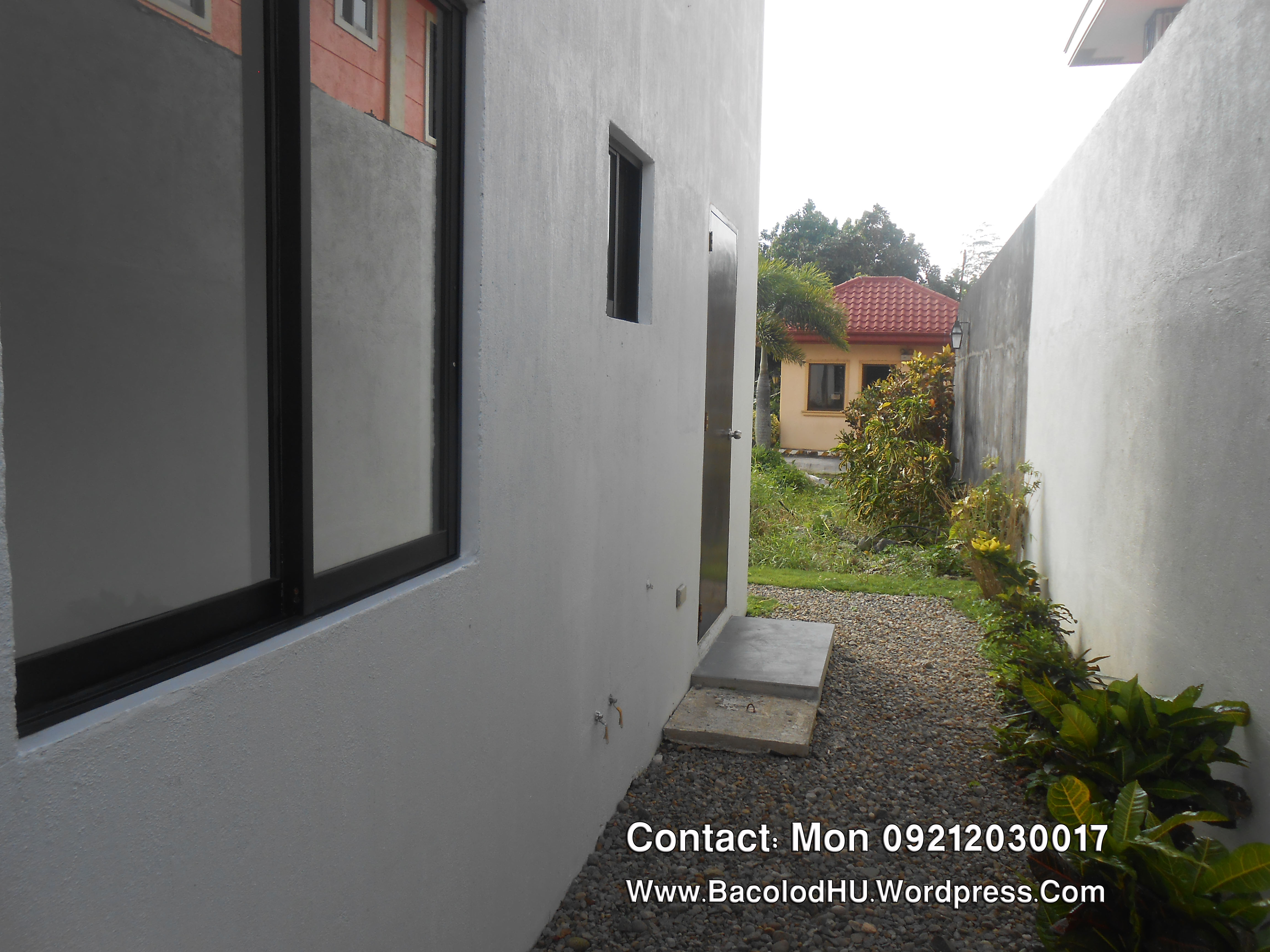 Akina East Bacolod Homes Unlimited House Amp Lot For Sale