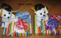 Kindergarten Graduation Candy Themed Party   Bacon & Kids