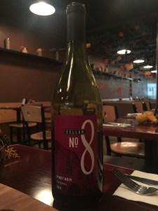 Alor Pinot Noir Cellar No. 8