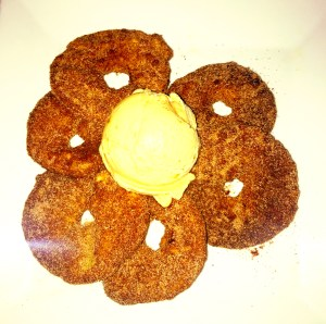Portobello Cafe Apple Dessert Special