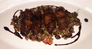 Traif Bacon Wrapped Dates