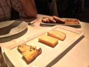 Gramercy Tavern Cheese Plate