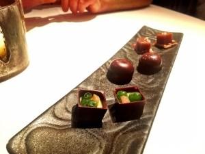 Gramercy Tavern Chocolate Plate
