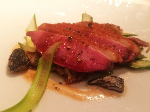 Gramercy Tavern Duck Breast and Confit