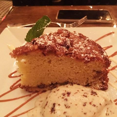 bin 5 pistachio cake