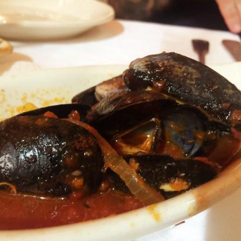 cucina fresca complimentary zuppa di mussels