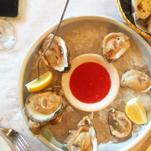 Patrizias Oysters