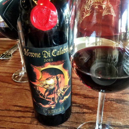 Capizzi Nerone Di Calabria Wine