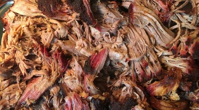 Pulled Pork // Smoked