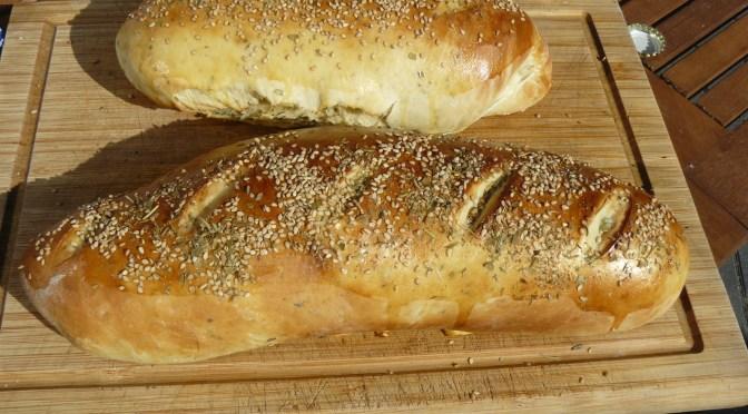 Gewürzbrot // Subway Sandwich