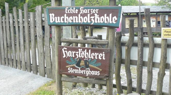Köhlerei im Harz