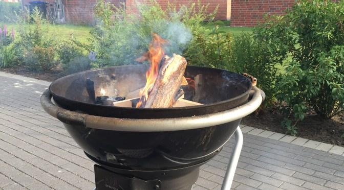Rösle Air als Feuerstelle