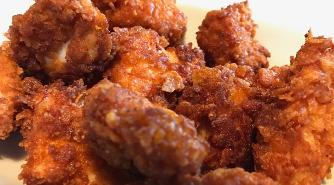 Crispy Chicken Nuggets und Schnitzel