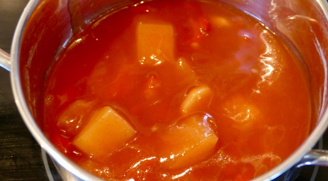 Basic: Süß-Saure-Soße