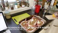 Landschweinkotelett