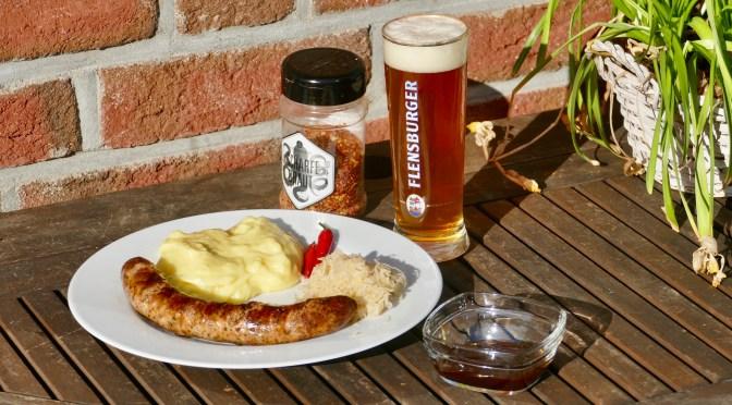 Chili Schinkengriller // Bratwurst