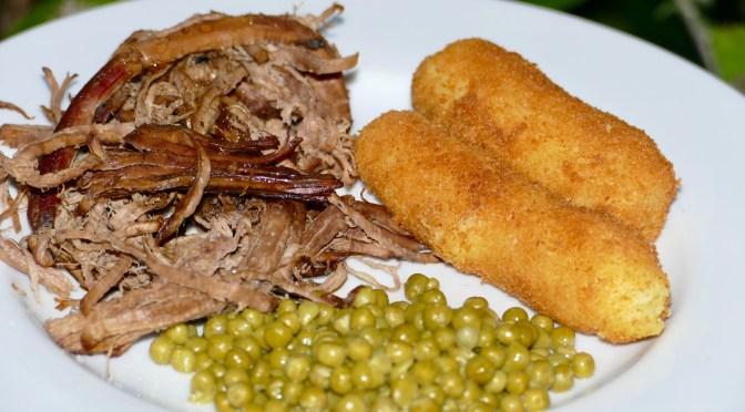 Black Angus Tri-Tip Pulled Beef