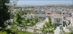 The Ladera community in Rancho Mission Viejo