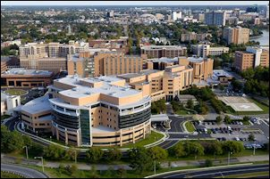 Norfolk General Hospital, the crown jewel of the Sentara Health System, which reported annual profit of $229 million in 2013.