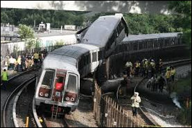 The Washington Metro train wreck keeps piling up.