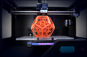 Will 3-D printers swell the ranks of self-employed manufacturers?