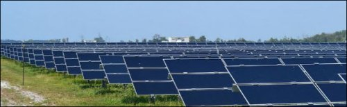 How can a North Carolina solar farm contribute to energy security and resiliency of the Norfolk Naval Station?