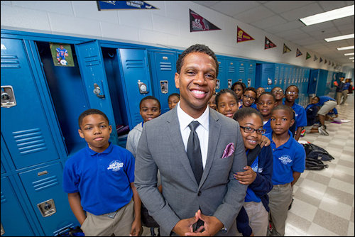 KIPP academy in Atlanta. Why not in Richmond or Petersburg? A proposed law could bring more charter schools to Virginia.