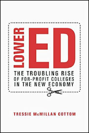 Graduates from for-profit colleges account for a disproportionate share of student loan defaults.