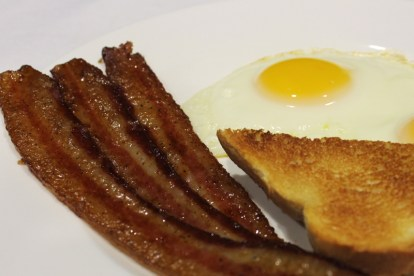 Image result for millionaire bacon