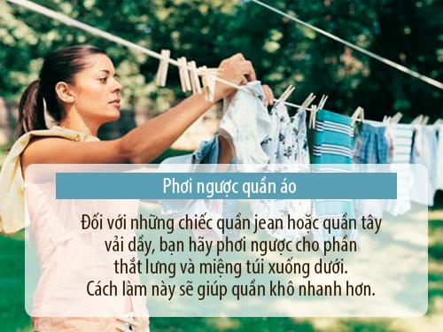 Giặt ủi cần thơ tốt nhất giúp quan ao mau kho